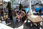 Constructing an oven on wheels to serve the homeless in Brighton Beach, New York (2012)